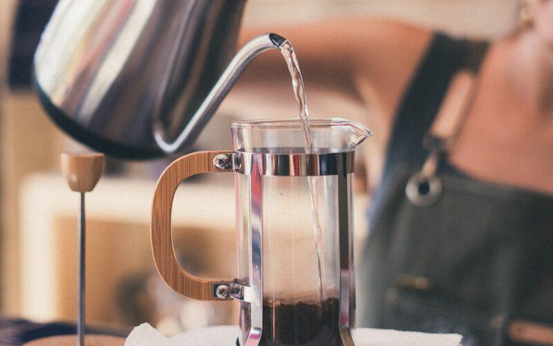 Italiaanse koffie
